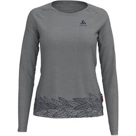 Odlo BL Concord - Sous-vêtement Femme - gris